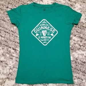 Guinness St.Patrick's Day T-Shirt (S)